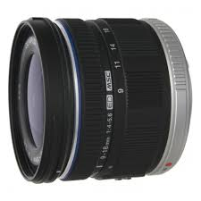 <b>Объектив Olympus M.Zuiko Digital</b> 9-18mm 1:4.0-5.6 (N3850192 ...