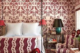 Wallpaper Coverage Chart How To Remove Wallpaper Easily Architectural Digest