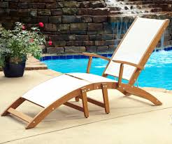 wood chaise lounge chairs. Outdoor:Teak Wood Pool Lounge Chairs Classics Teak Outdoor Furniture Deck Chair Cushions Chaise C