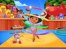 dora the explorer o wallpaper
