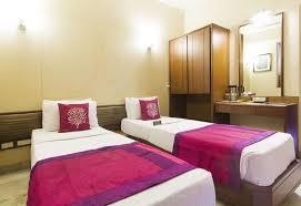oyo 1249 hotel ashray international mumbai standard double or twin room private bathroom