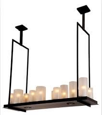 candle pendant lighting. Novel Candle Bottle LED Pendant Lamp With Bronze Base Lighting