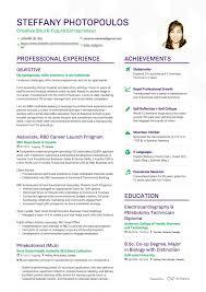 Real Career Change Resume Example Enhancv