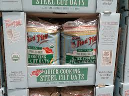 bob s red mill organic quick cooking steel cut oats costco vs amazon bobs red mill organic quick cooking steel cut oats costco
