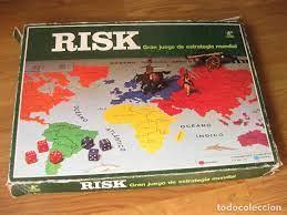 Juego risk años 80 : Juego Del Risk De Borras Con Instrucciones An Sold Through Direct Sale 93024435