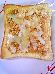 「はちみつアーモンドトースト」の画像検索結果