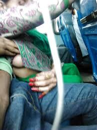 Big boob aunt fucked in bus