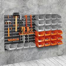 garage diy tools rack organiser