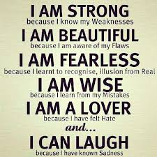 I Am Beautiful Quotes Tumblr Best Of Wise Quotes About Love Also I Am Because Know Weaknesses Quotes