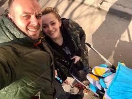 Теона дольникова и максим щеголев впервые показали лицо сына - Летидор