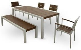 New Vintage Outdoor Dining Table
