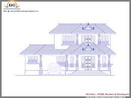 Sample Of Roof Design Kerala Traditional Houses A Sample Design Entry Kerala