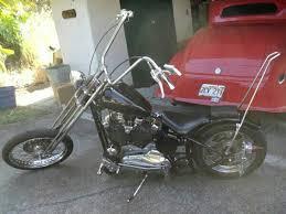 paughco frame with shovelhead engine cool custom bikes found on