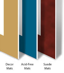 Types of picture framing Canvas Decor Mats Acidfree Mats And Suede Mats Procom Technology Picture Frame Mats Linen Liners Photo Mats Large Selection