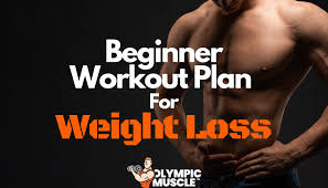 gym workout plan for weight loss