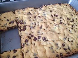 Melodie Carr - Mobile Uploads | Chocolate chip cookie cake, Chocolate chip  bars, Food