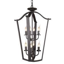 details about lnc 2 tier entryway chandelier lighting 8 light foyer lighting pendant lights
