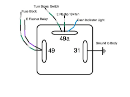 turn signal flasher circuit diagram images pin flasher relay wiring diagram relay diagram jpg design