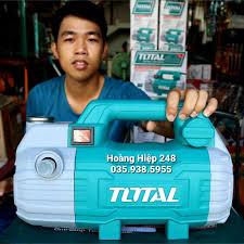 máy rửa xe total 1500w tgt11236 giá cạnh tranh