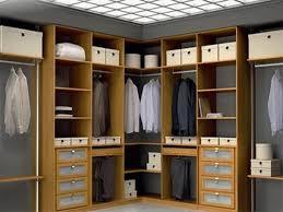 corner closet organizer contemporary