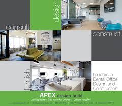 Apex Design Build Rosemont Il Apex Brochures Banners On Behance