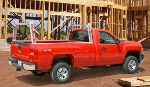 Pick up truck ladder racks – Utility Rig - System One aluminum ...