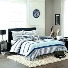 rugby stripe comforter rugby stripe quilt rugby stripe comforter boys navy blue white grey stripes comforter