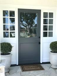 dutch door painted dutch single front entry door dutch door interior home depot dutch door