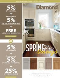 Diamond Vibe Cabinets Diamond Cabinets Offers A Spring Promotion Seigles Cabinet Center