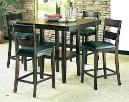 medium size of small counter height kitchen table sets dinette round bar dining set room tall
