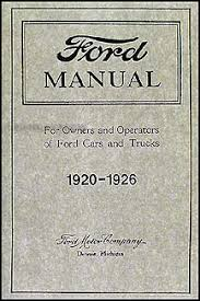 1919 1925 ford model t wiring diagram manual reprint related items