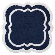 endearing royal blue bathroom rugs navy bath rug cievi home