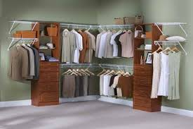 simple closet ideas. A Closet Stuffed To Overflowing With Clothes? Rarely, If Ever. Instead, Clothes Hang Neatly And Are Organized Tidily\u2013with Room For Air Energy Simple Ideas