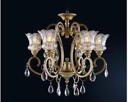 crystal chandelier bronze hanging lamp luxurious european e14 ac led brass crystal lamp re suspension lighting edison bulb chandelier capiz chandelier
