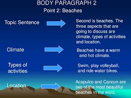 compare and contrast essay 7 body paragraph
