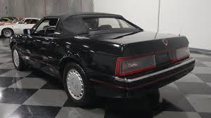 Cadillac Allante Interior