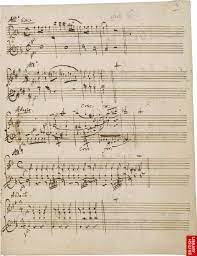 Mozart's Diary Where He Composed His Final Masterpieces Is Now Digitized  and Available Online