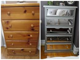wood and mirrored furniture. diy mirrored chest of drawers using acrylic mirrors wood and furniture