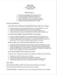 ... Job Profile Resume Samples regarding Job Profile Resume Samples