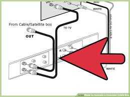 how to activate a comcast cable box 14 steps (with pictures) Comcast Wiring Diagrams Cable image titled activate a comcast cable box step 5 Comcast Internet Hookup Diagram