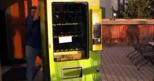 Cannabis Vending Machine Colorado Unique Colorado Marijuana Vending Machines Are A World First After State