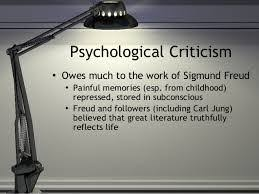 Psychological Criticism Psychoanalysis And Critical Literary Theory Archetypal Assets