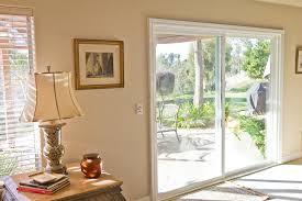 las vegas sliding glass door