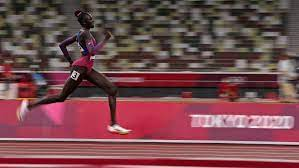 Athing Mu races to gold in Tokyo, makes ...