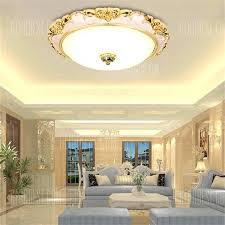 round led ceiling light style round led ceiling lamp warm romantic for bedroom living room corridor balcony white led ceiling lamps home depot led kitchen