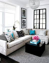 L Shaped Living Room Design L Shaped Sofa Small Living Room Rize Studios Throughout Small L
