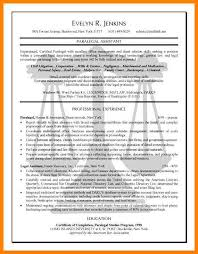Resume Objective For Paralegal 100 paralegal resume objective examples address example 96