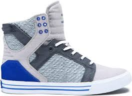 Supra Shoes Designer Amazon Com Supra Footwear Skytop High Top Skate Shoes
