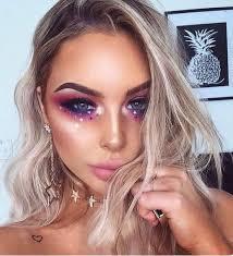 o beautiful makeup jem mermaid fairy style
