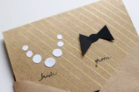 diy wedding card from i is one of the best idea for you to make your card invitation 9